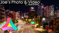 Creating Amazing After Dark City Street Photos - Aurora HDR 2018 Tutorials For Beginners