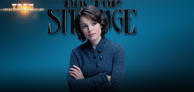 Rachel McAdams ar putea avea un rol feminin în Doctor Strange alături de Benedict Cumberbatch