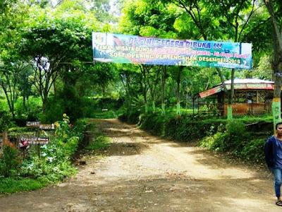 Batu Flower Garden Desa Oro-oro Ombo