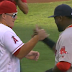 Mike Trout wears gold chain, sunglasses to honor David Ortiz (Video)