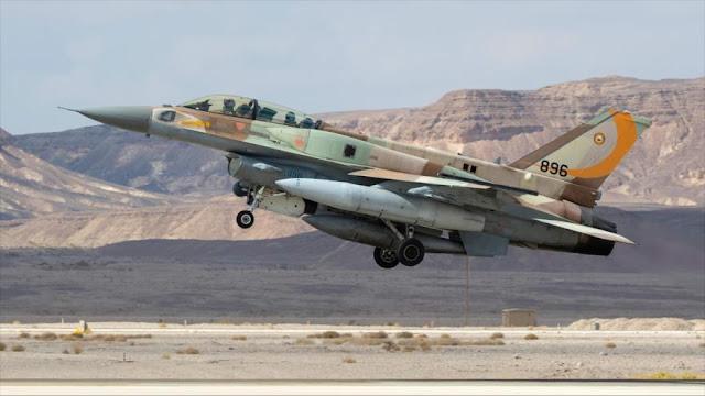 "Armas químicas, excusa de Israel para un ""enérgico"" ataque a Siria"