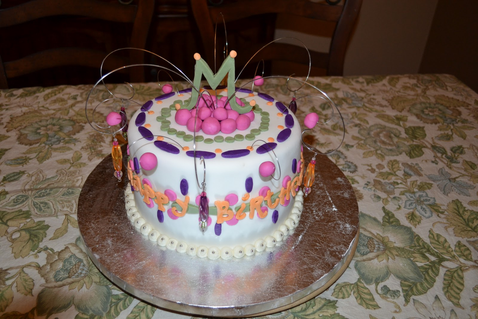 CAKE GIRL: Birthday Wishes For My Best Friend