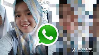 Cara kirim foto whatsapp dengan ukuran asli resolusi tingfi