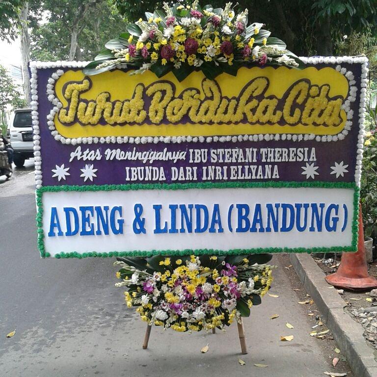 Ajat Florist merupakan salah satu toko bunga (florist) online murah berkualitas, jangkauan Jakarta, Bogor,Depok, Tangerang, Bekasi, Sukabumi, Cibinong dan daerah-daerah sekitarnya