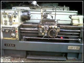 gambar mesin bubut 2