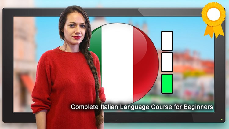Complete Italian Course - Beginners
