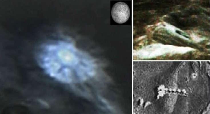Οι πιο μυστηριώδεις και ανεξήγητες φωτογραφίες της Σελήνης [Βίντεο]
