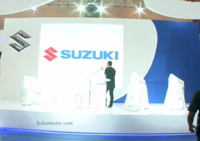 Indonesia Motorcycle Show 2016  : Suzuki akan mengadakan press converence untuk merilis GSX-R150 dan GSX-S150 jam 12.00 WIB !
