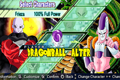 Dragon Ball Z Shin Budokai ISO Android