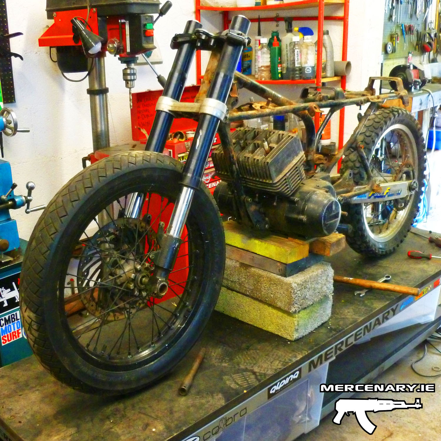 Project Pipebomb RD 200