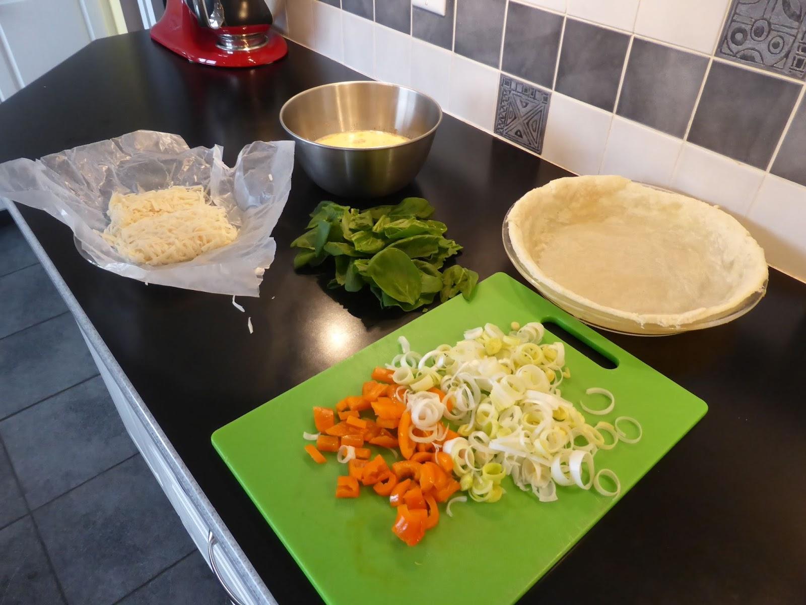 Et la vie continue avril 2017 for Allez cuisine translation