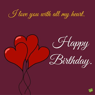 Birthday Romantic And Love Images