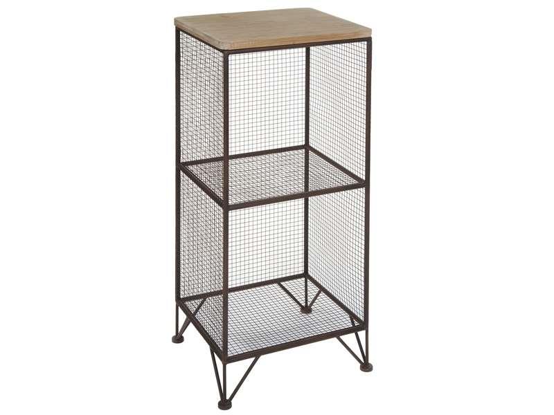 Muebles de forja estanterias de forja serie artesan - Estanteria forja ...