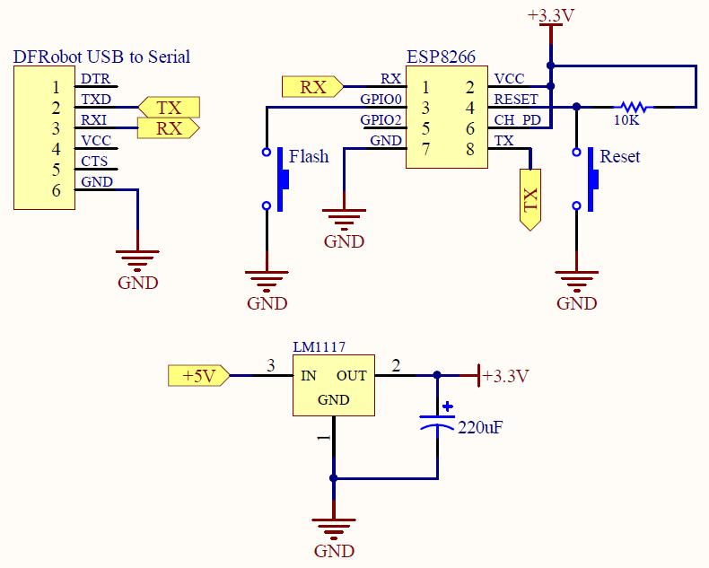 Embedded System Engineering: ESP8266 WiFi Module Tutorial 1 - Basic ...