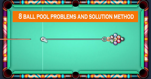 8 Ball Pool problem Miniclip