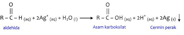 identifikasi aldehida