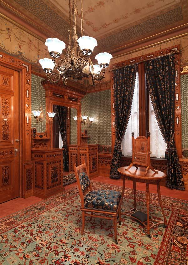 The Worsham Rockefeller Dressing Room Photo Metropolitan Museum Of Art