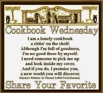 Cookbook Wednesdays