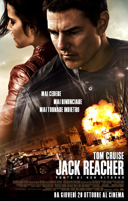 Jack Reacher: Punto Di Non Ritorno Tom Cruise
