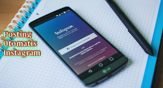 Posting Instagram Otomatis