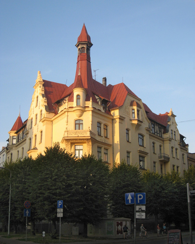 Museo de Art Nouveau