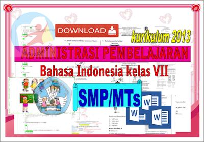 Rpp Bahasa Indonesia SMP Kurikulum 2013