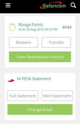 Bonga Mpessa Statement