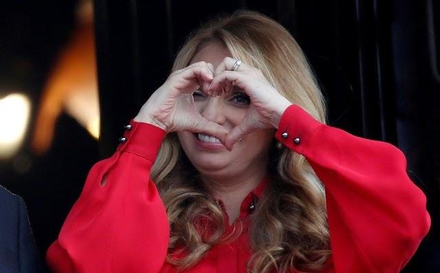 Actor enamorado de esposa del Presidente