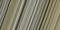 The highest-resolution colour image of Saturn's rings to date