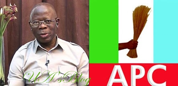 It'll Be Strange For APC To Have Peace – Oshiomhole Speaks On Party Crisis