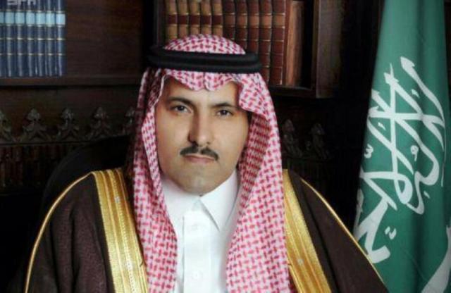 """عاجل.. . السفير السعودي باليمن يزف البُشرى: """" #الحديدة تتحرر.. اليمن يتنفس"""" ."""