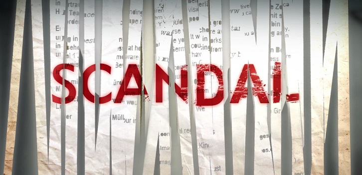 POLL : What did you think of Scandal - Season Finale?