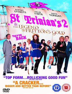 St Trinian's 2: The Legend of Fritton's Gold (2009) | 3gp/Mp4/DVDRip Latino HD Mega