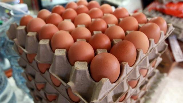 Nuevo billete de mayor denominación no alcanza para un cartón de huevos