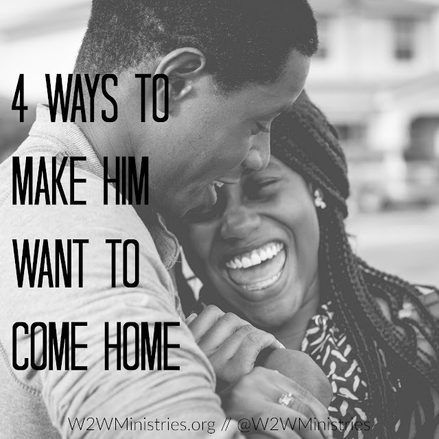 4 Ways To Make Him Want To Come Home #marriage #marriagemonday #husband #wife #wifey #home #family