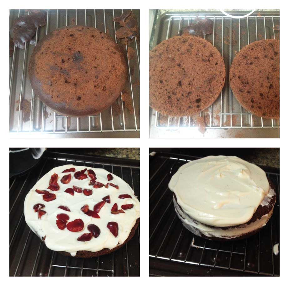 how to cook cake without oven