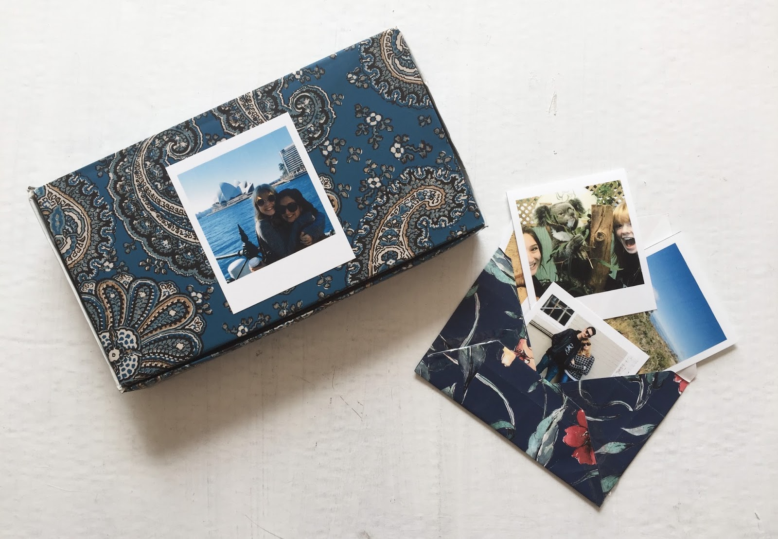 D.I.Y. Travel Momento Boxes