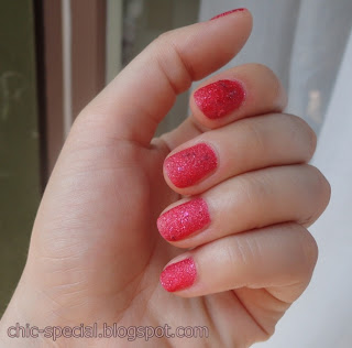 liquid sand nailpolish