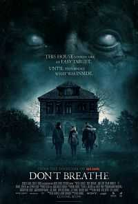 Don't Breathe (2016) English Movie Download DVDScr