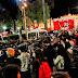 Tres días de acampe en Plaza de Mayo contra el tarifazo y el ajuste
