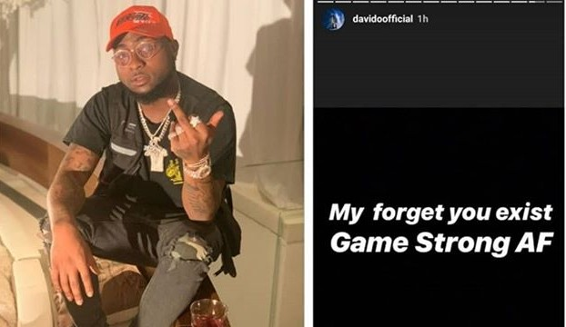 Is Davido Perhaps Referring To Special Spesh Over Leaked Chat Revealed By Kemi Olunloyo?