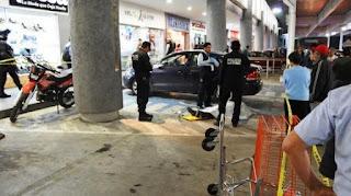Fallece mujer en Plaza Crystal de Xalapa