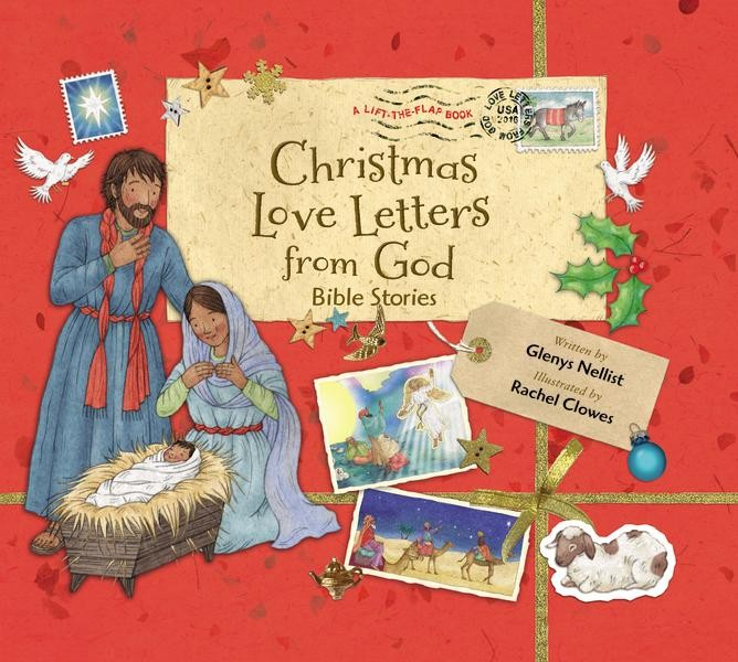 Eccentric Eclectic Woman Christmas Love Letters From God