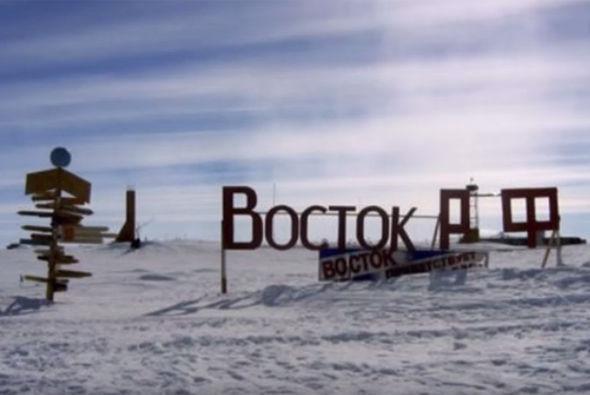 Bajo el lago Vostok se encontró algo terrible y misterioso