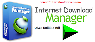 Download IDM 6.23 Build 16 With Patched and Cracked full version