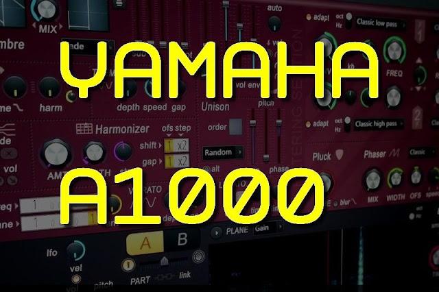 boite a rythme rai yamaha a1000