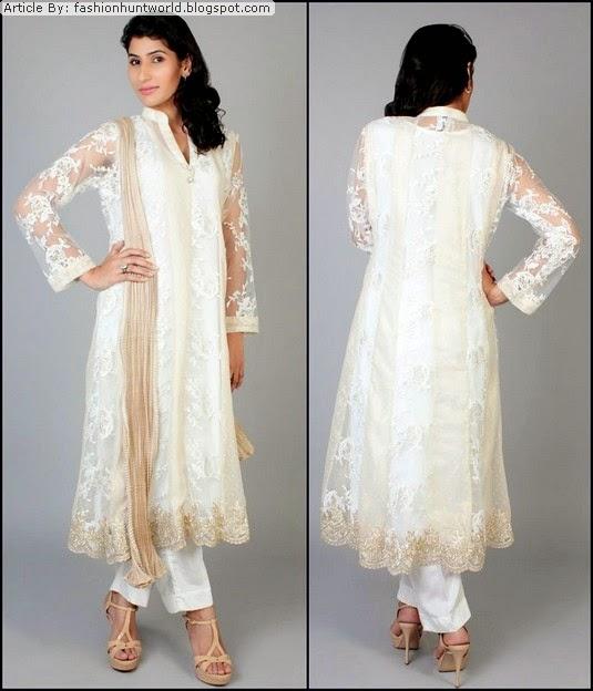Birthday Dress Collection: Zahra Shallwani Party Wear Collection 2014