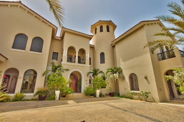 Palm Jumeirah Villas