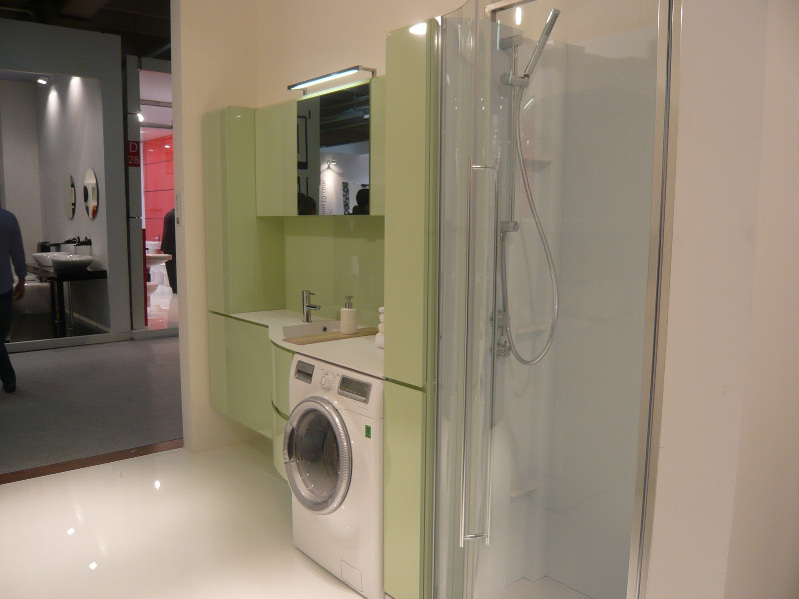 kitchen and residential design how to deal with a washing