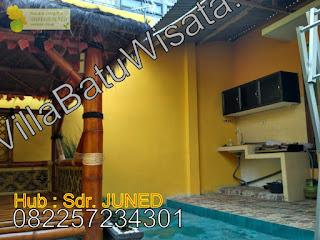 Villa Di Batu Malang 2 Kamar Tidur Dekat BNS | Villa Mutiara Panderman | Villa Batu Wisata